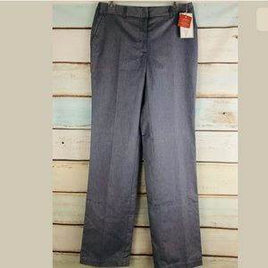 Lizzie Driver Chambray Long Golf Pants MSRP $150